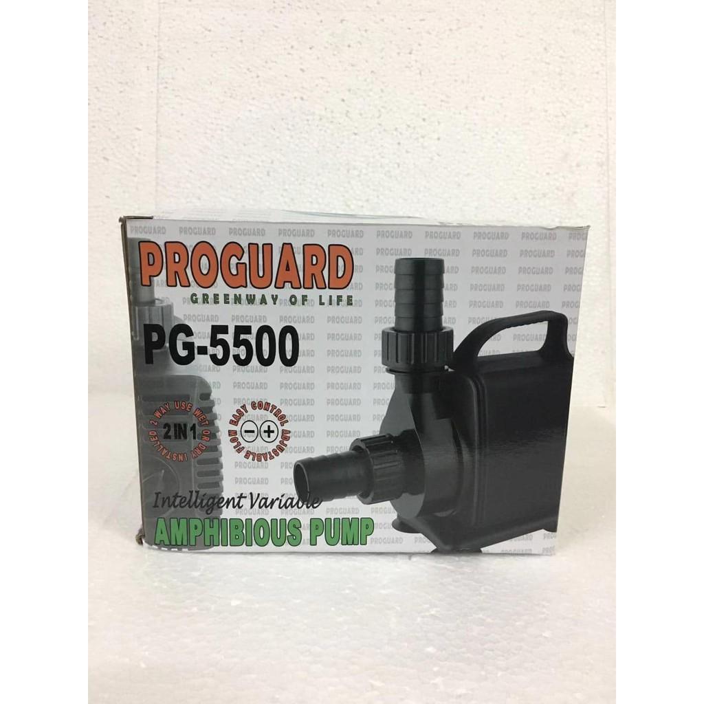 PROGUARD PG3500 PG4500 PG5500 2 IN 1 AMPHIBIOUS WATER PUMP AQUARIUM