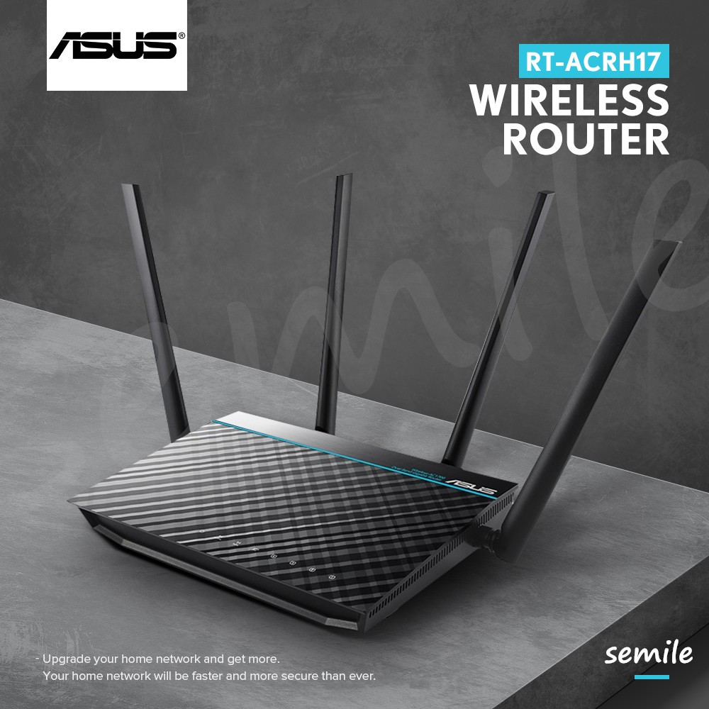 3X ASUS RT-AC68U//66U RT-N66U 5DBi Omnidirectional Dual Band Antenna