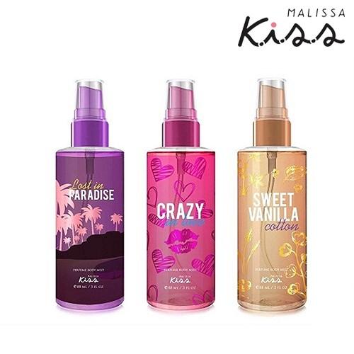 มาลิสสา คิส [รับประกันสินค้า] Malissa Kiss Perfume Mist 88ml. น้ำหอม มาลิสส