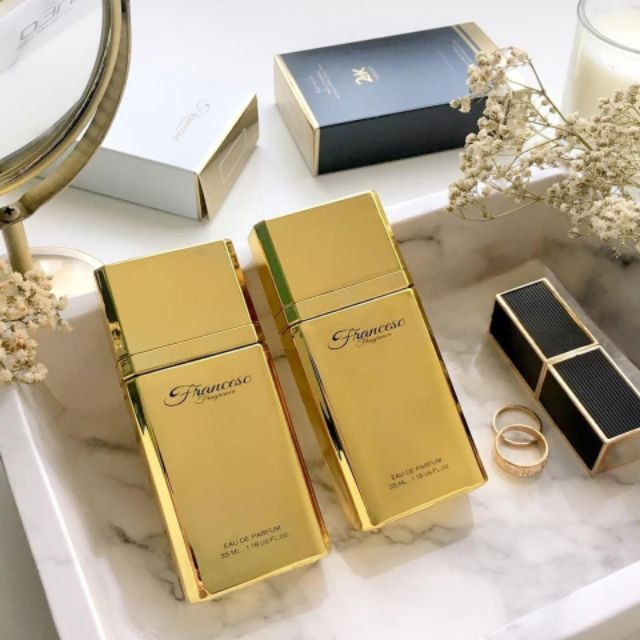 [Guarantee Lasting Up To 12 Hours (EDP) + FREE GIFT] - 24K PERFUME