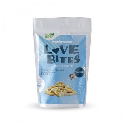 Love Earth Love Bites Salted Cashew 盐焗系列 浅烤腰果 40g
