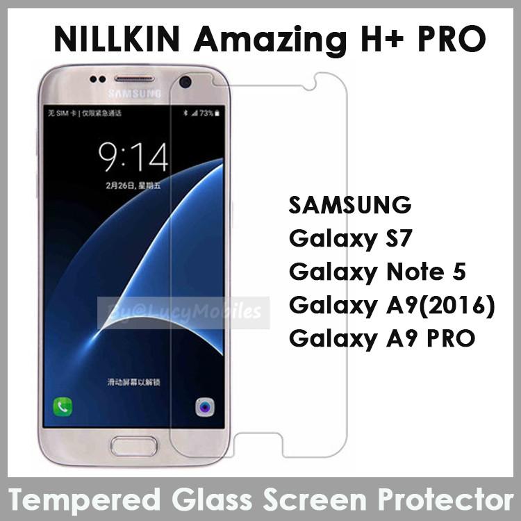 Nillkin Samsung Galaxy C9 Pro H+Pro Anti-Explosion Tempered Glass | Shopee Malaysia