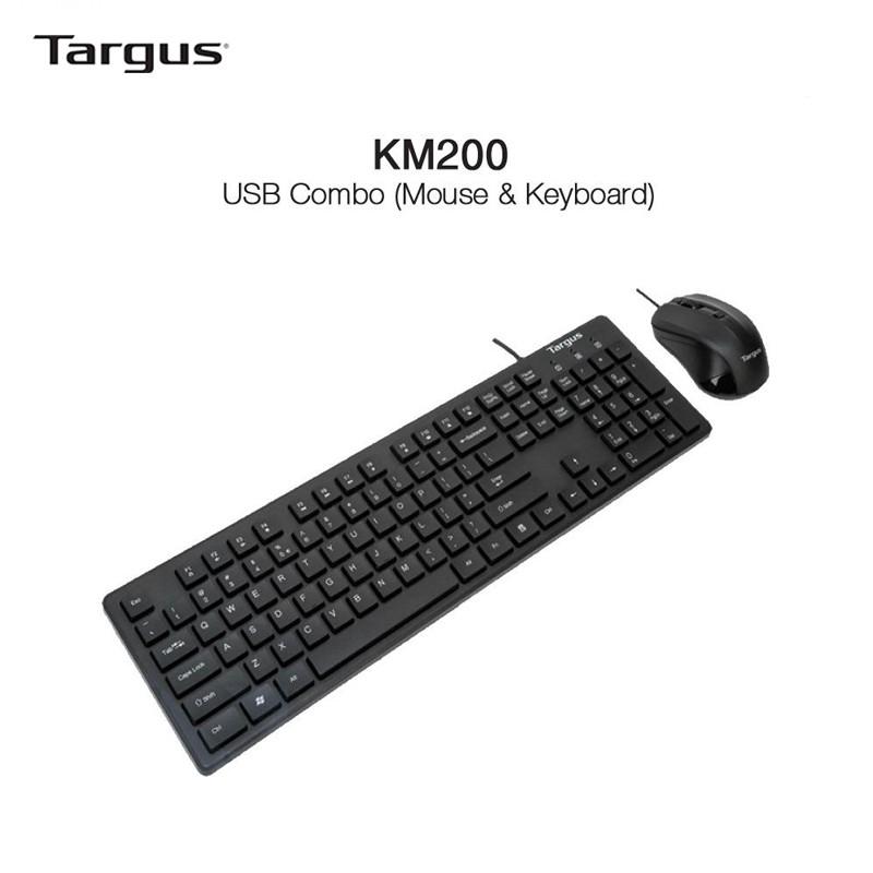 c690870d6c0 Targus Mouse & Keyboard Wireless Combo KM001 | Shopee Malaysia