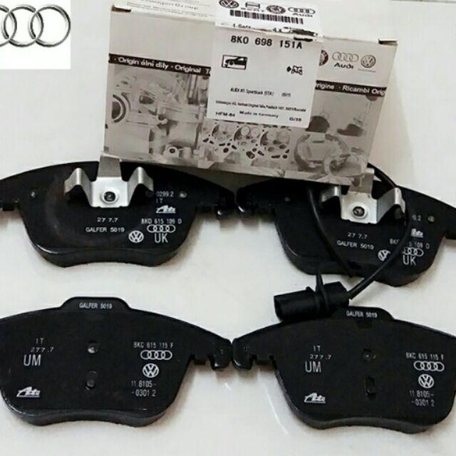 OEM AUDI A4 A5 2008-2016 Front Brake Pads 8K0698151A
