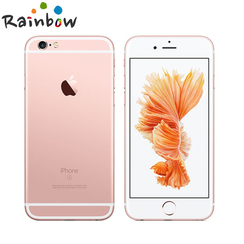 Original for apple for iphone 6s iOS Dual Core 2GB RAM 16GB 64GB 128GB ROM  4 7