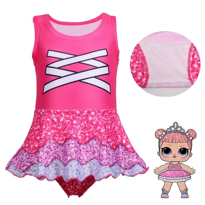 7d74665363 One Piece Swimsuit Miraculous Ladybug Girls Swimming Costume Bikini Set |  Shopee Malaysia