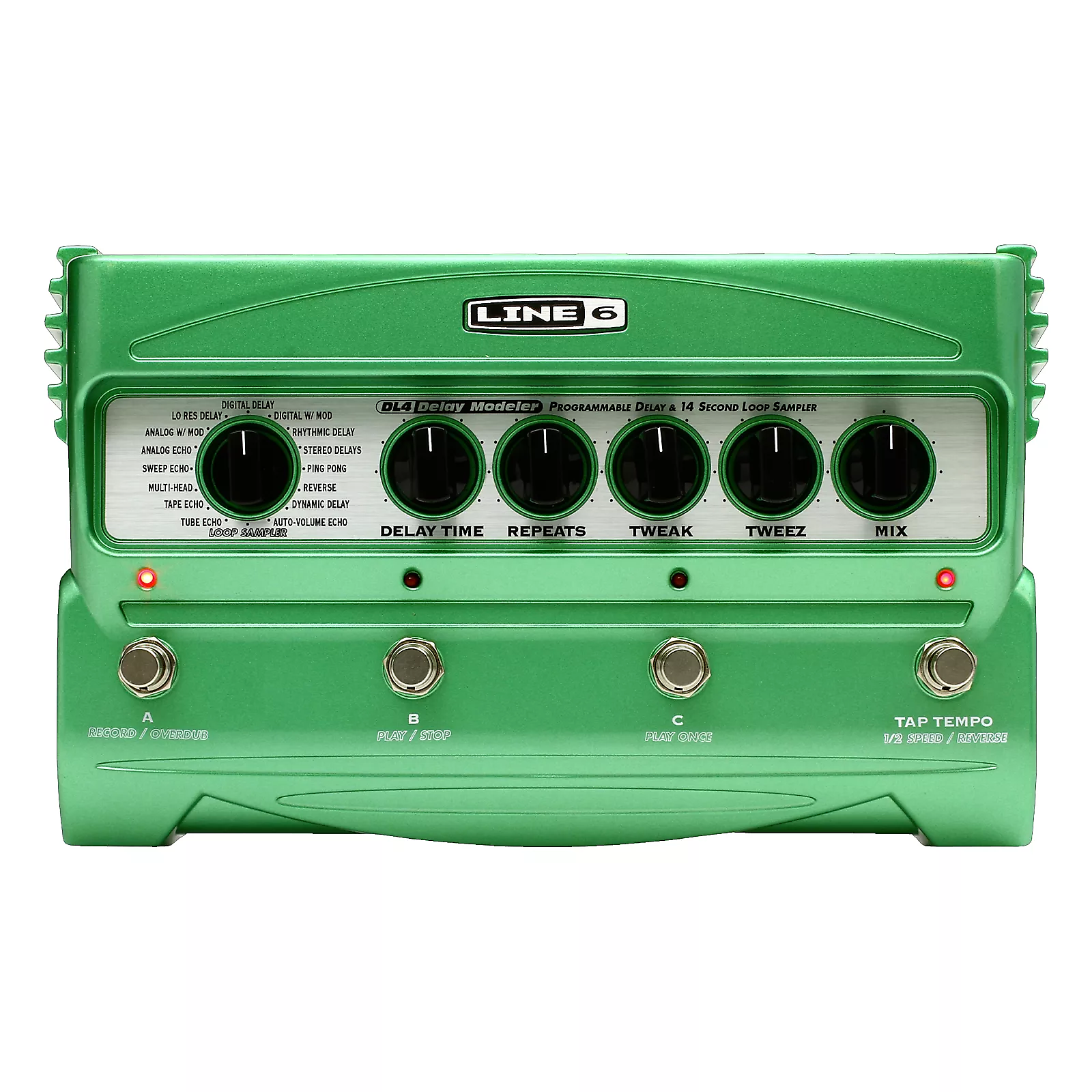 Line 6 DL4 Delay Modeler Pedal with Free Patch Cable (LINE6 DL-4)