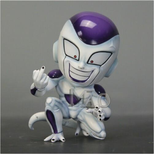 Dragon Ball Z GK Kid Frieza Freeza Final Form Funny PVC Figure Toy New No Box