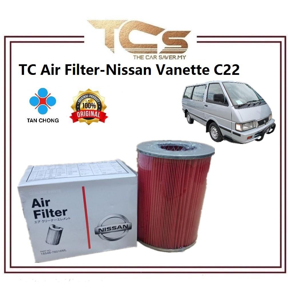TC Air FIlter-Nissan Vanette C22 (16546 76016ML)