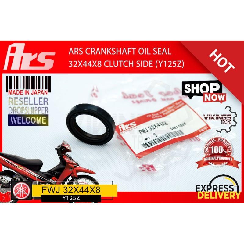 Y125Z Y110 SS RG110 100% Original authentic JAPAN ARS crankshaft oil seal Y125Z Y110 SS RG110 93103-32099 32448