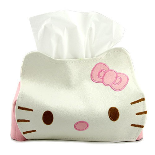 84cfeb00f Top Hello Kitty Leather Tissue Boxes Case Paper Towel Sets Hot Sale |  Shopee Malaysia