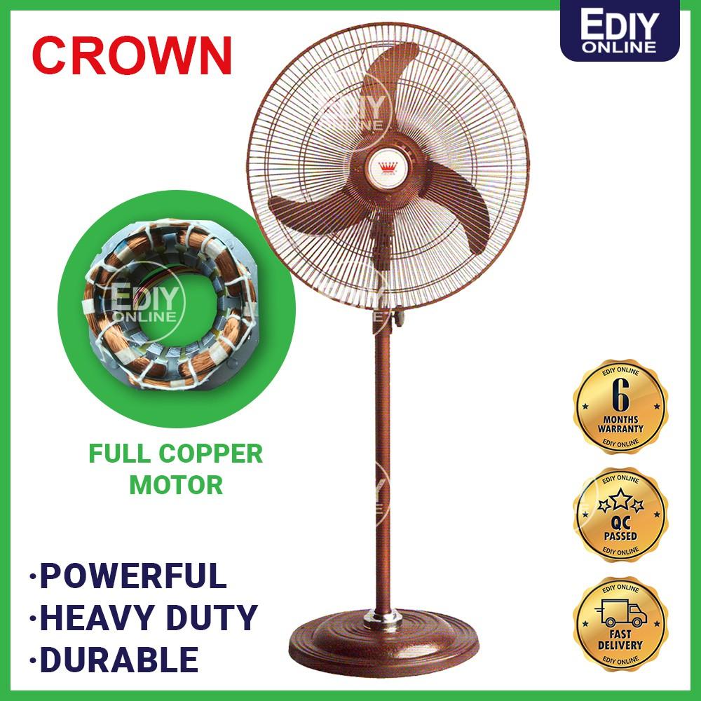 Crown Heavy Duty Industrial Stand Fan (18