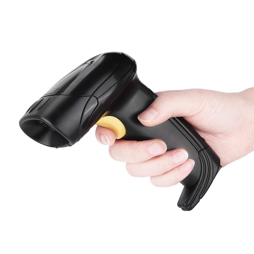3mil USB Barcode Scanner Manual/Auto Continuous/Fixing Auto ...