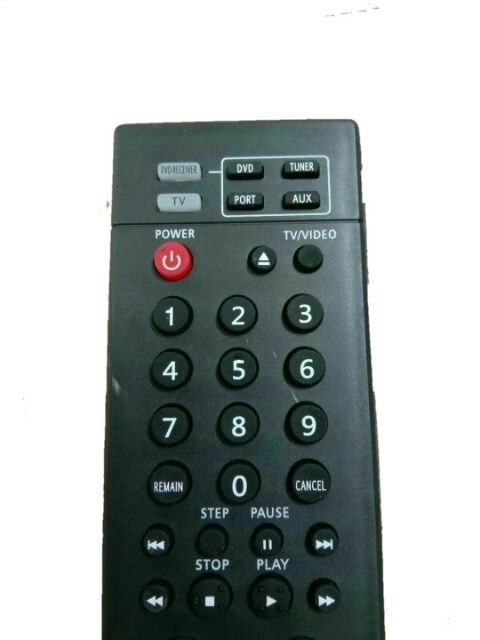 Samsung home theater remote control