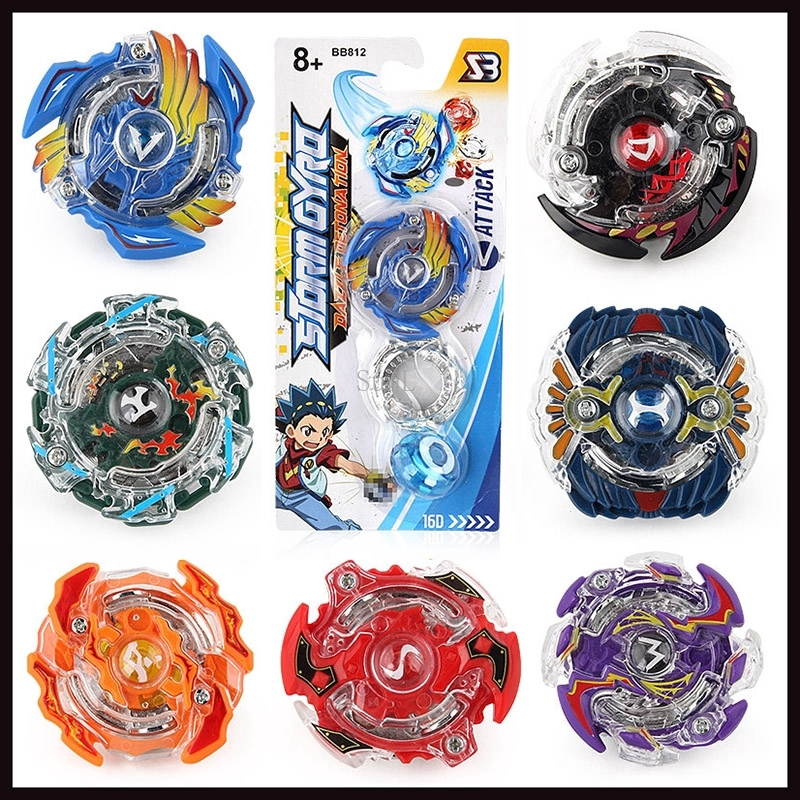 Gyro Fighting Beyblade Burst Spinning Top(Without Launcher )