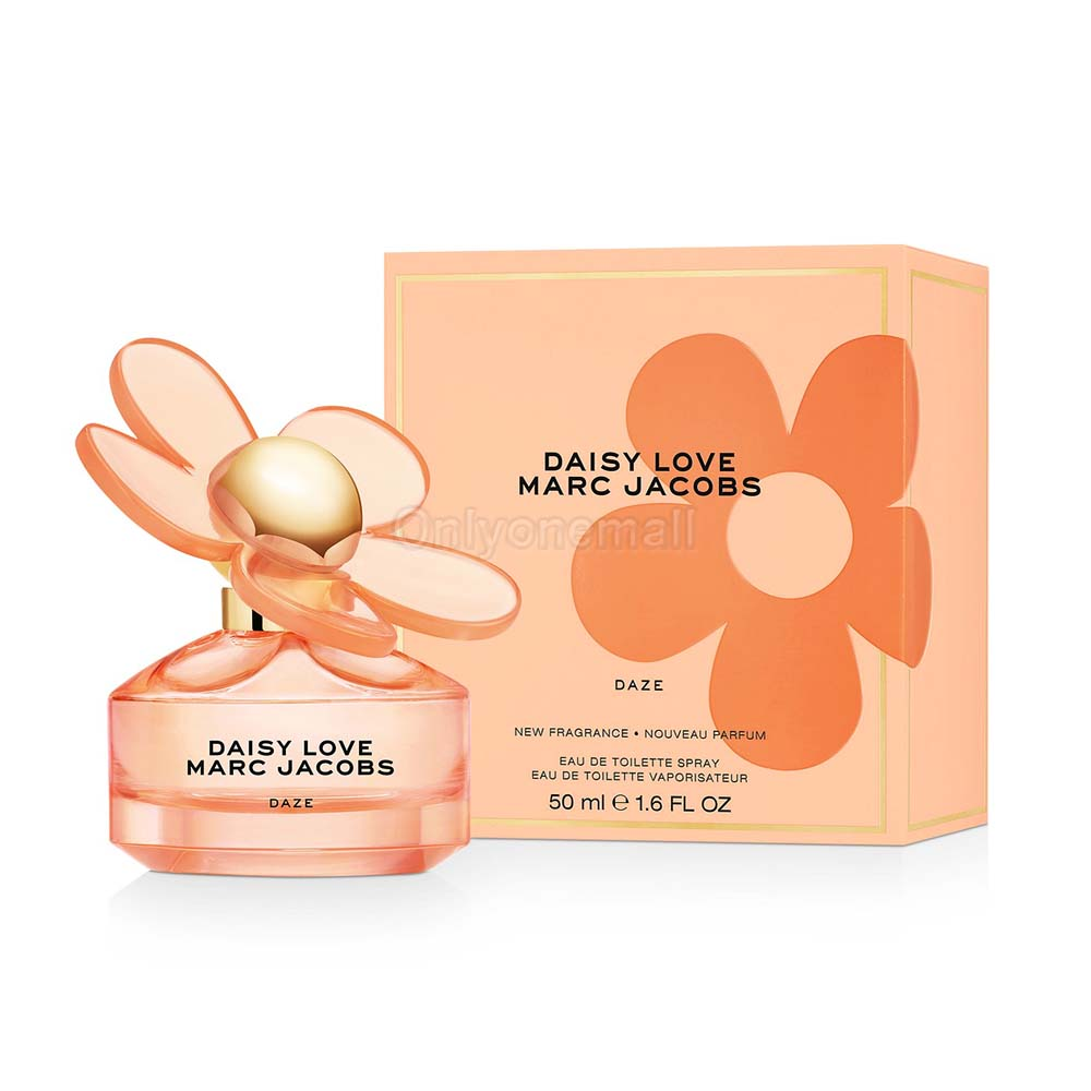 Marc Jacobs Daisy Love DAZE EDT 50ml (Limited Edition with FREE Gift)
