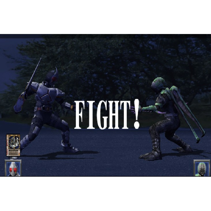 PS2 Game Kamen Rider Blade, Japanese version, Fighting Game
