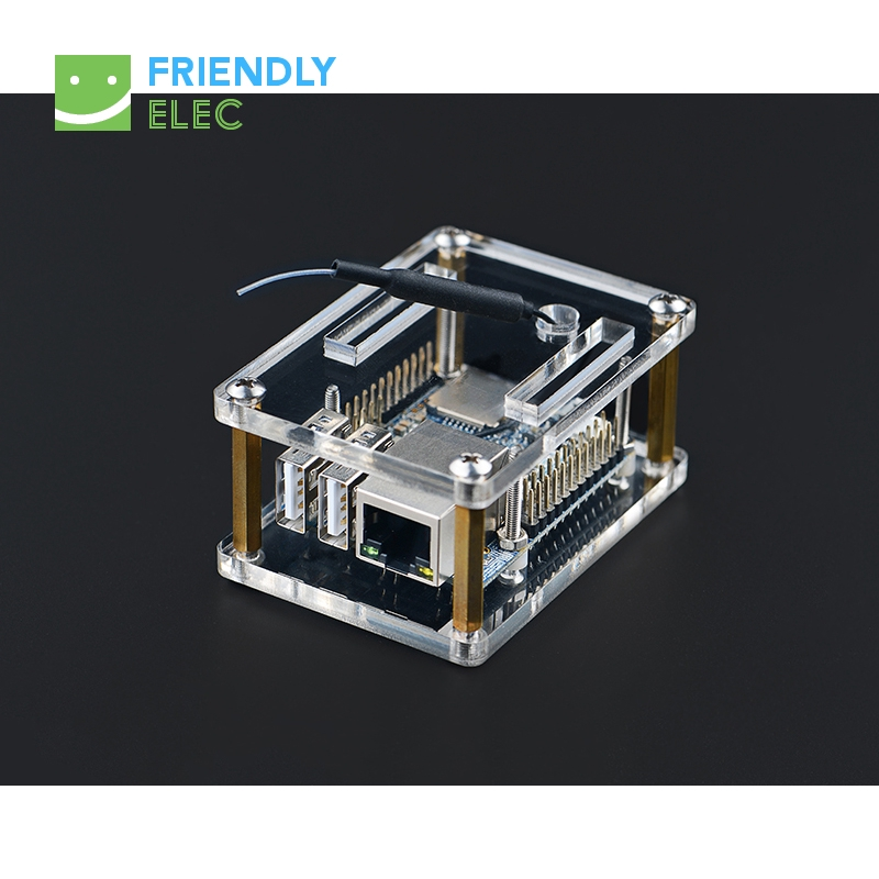 FriendlyARM Acrylic Case for NanoPi NEO Plus2