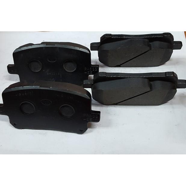 Toyota front disc brake pad for Estima ACR30 - 04465-28400