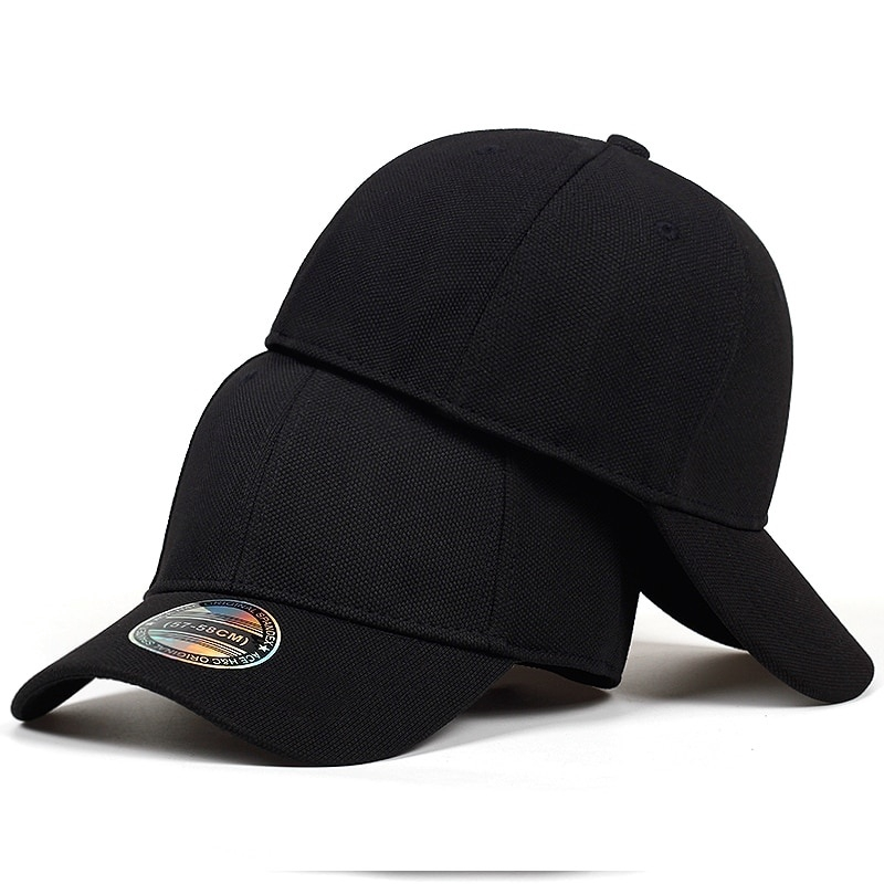 95291d09715901 Men Baseball Hats Pu Leather Visor Caps Peaked Driver Hats Adjustable  Snapback   Shopee Malaysia