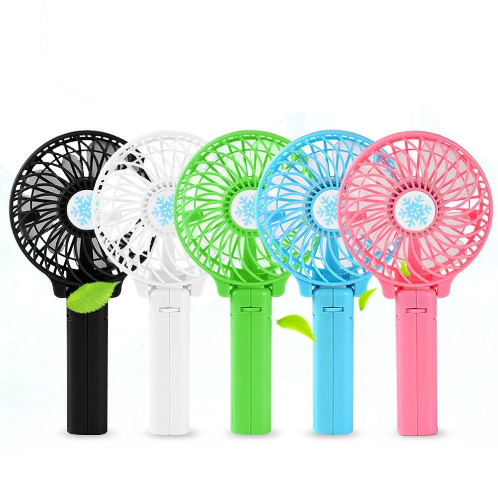 Handy Fan Rechargeable Battery Portable Hand Fan (FREE BATTERY) | Shopee Malaysia