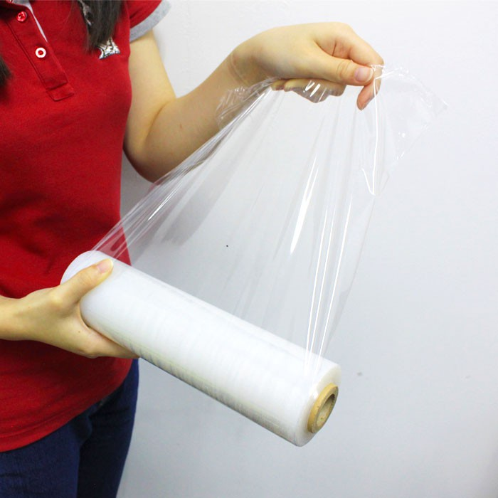 (250MM,600g) Stretch Film for furniture wrapping, moving, packaging transparent