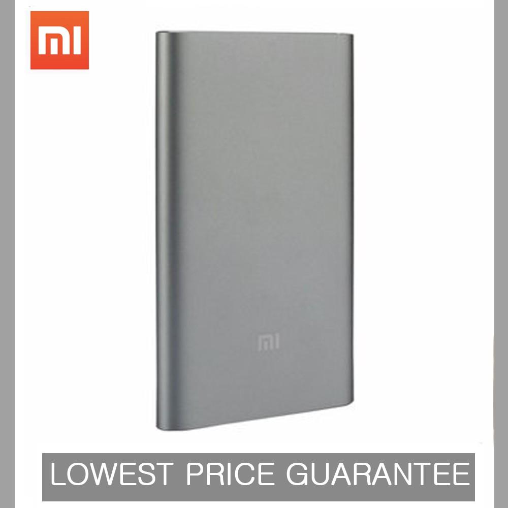 Xiaomi 10000mah 2 2018 Dual Port Power Bank Mi Fast Powerbank 10000 Black Shopee Malaysia