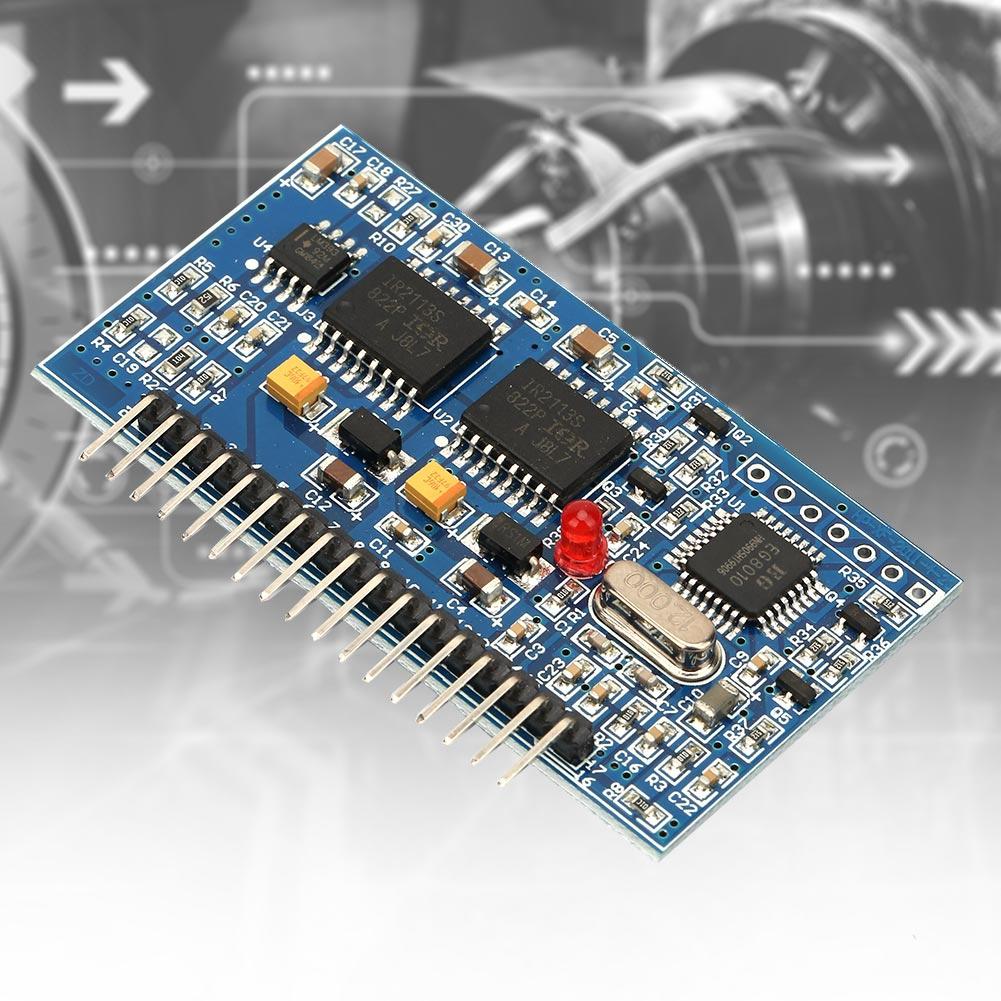 Xguli 5V EG8010 IR2110 Pure Sine Wave Inverter Driver Board 23 4KHZ PWM  Carrier Frequency