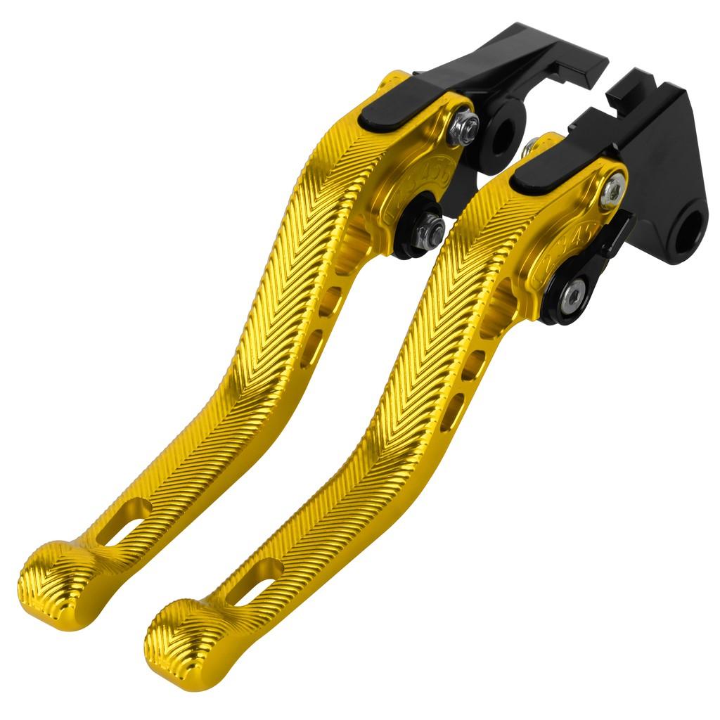 For YAMAHA XJR400 1993-2007//XJR400R 1999-2010 CNC Clutch Brake levers Short//Long