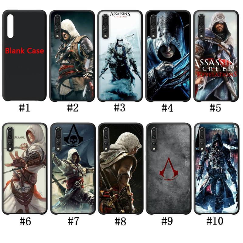 coque huawei p20 lite assassin creed