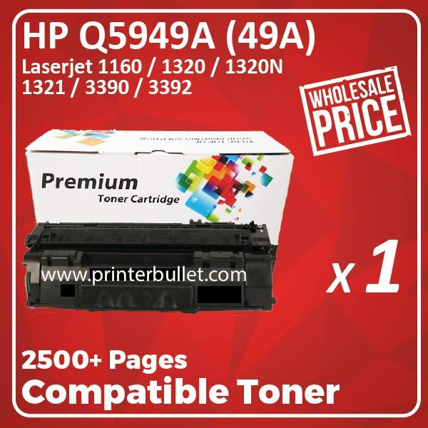 HP Q5949A /49A / 5949 Compatible Toner Cartridge