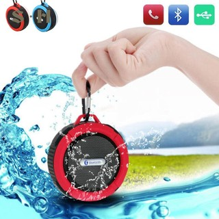 Waterproof IP65 Wireless Bluetooth V3 0 Speaker Subwoofer In Car