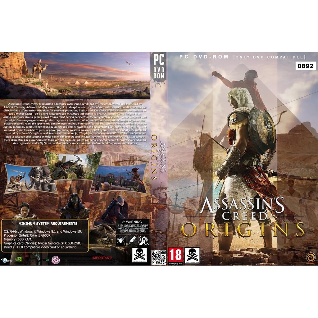 (PC) Assassin's Creed Origins