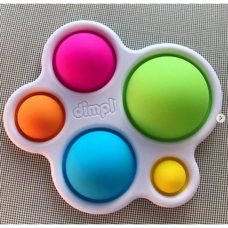♥Ready Stock♥ Fat Brain simple dimple Tiktok Fidget Toy ...