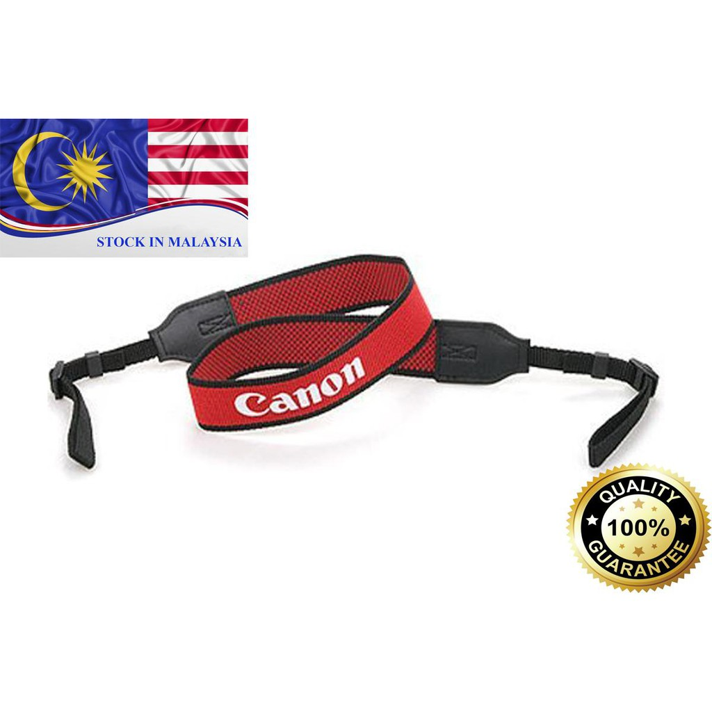 Genuine Matin DSLR Camera Shoulder Neck Strap for Canon DSLR (Ready Stock In Malaysia)