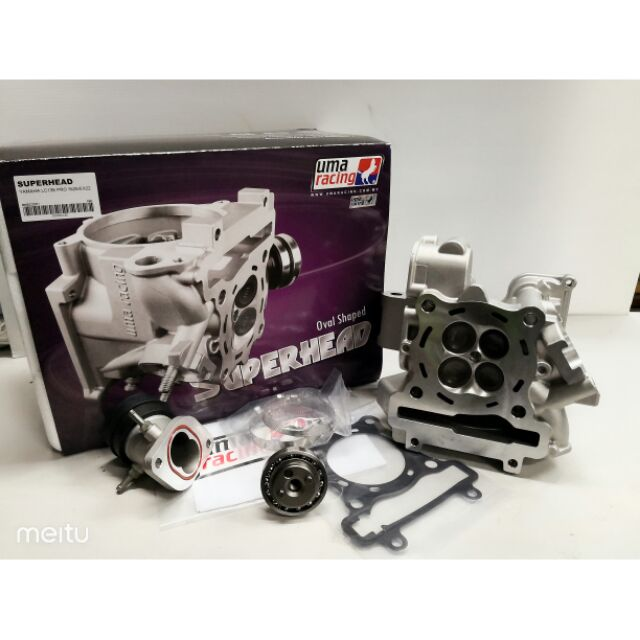 LC135 super head uma racing full set 22/25th