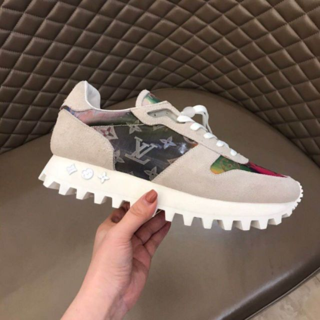 LV2020 NEW DONKEY 19SS COLORFUL 5D CHAMELEON SNEAKERS, LEVEL QUALITY WITH LIGHT AND COMFORTABLE FEET PREMIUM 38-45 EURO