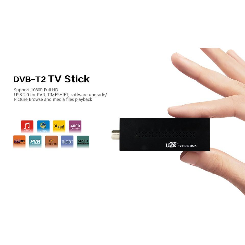 U2C DVB T2 HD TV Digital Terrestrial Receiver MYTV MyFreeview