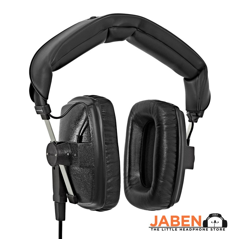 Beyerdynamic DT 100 Retro Heavy Duty Professional Monitoring Closed Back Over-ear Headphones (400 Ohm)