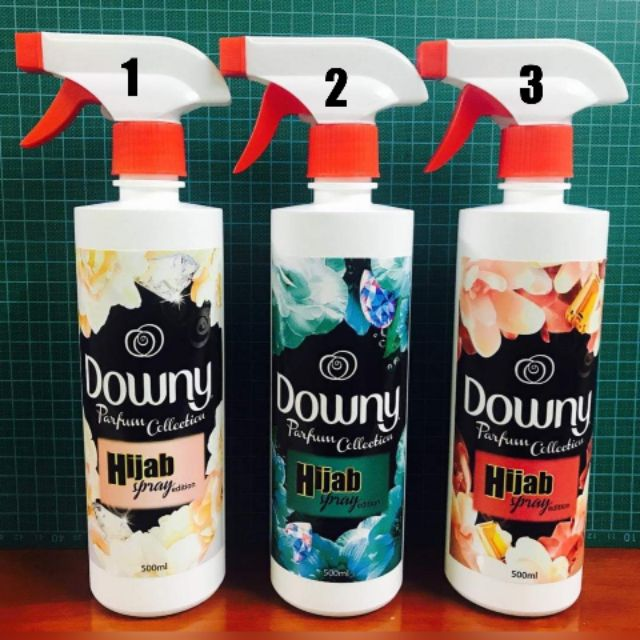 Downy Hijab Spray Parfum Collection Shopee Malaysia