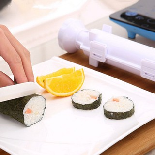 Sushi Roll Maker Roller Mold Making Kit Sushi Rice Meat Vegetables