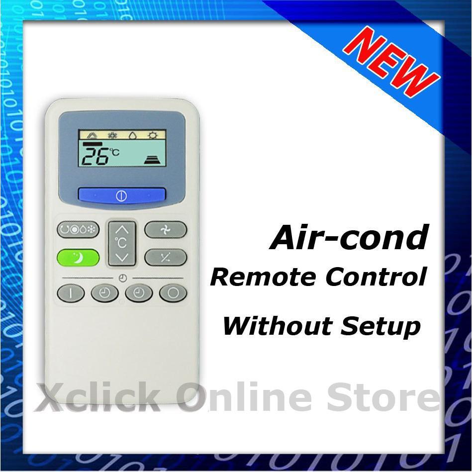 Air Cond Remote Control Compatible For Hitachi Shopee Malaysia