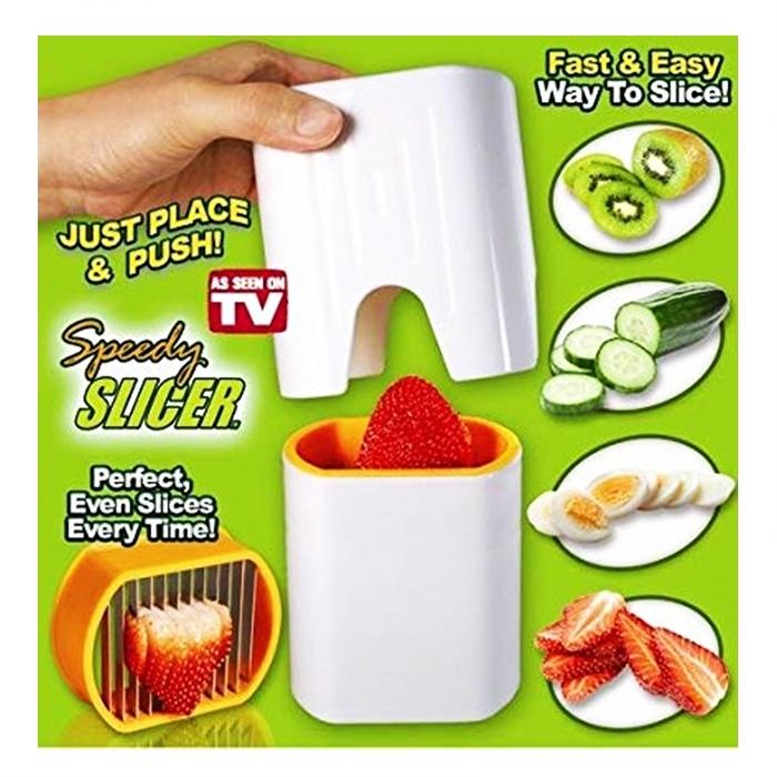 🔥M'SIA STOCK-PEMOTONG BUAH SAYUR /Speedy Slicer (Buy 1 Get 1 Free)