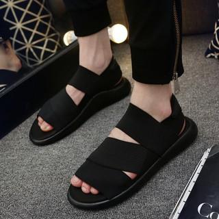 78d866a3d7d1 Adidas Y3 sandals Korean Ready Stock women men Casual Leisure Sandal kid  shoes