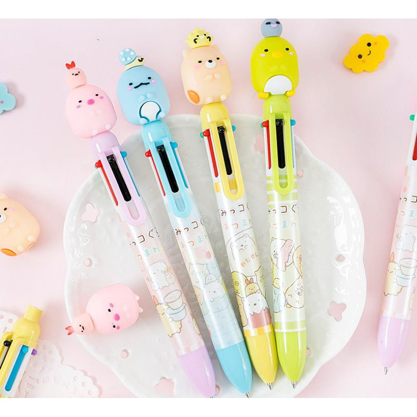 Metal Luster Gel Pen Student School Business Office Writing Supplies Stationery