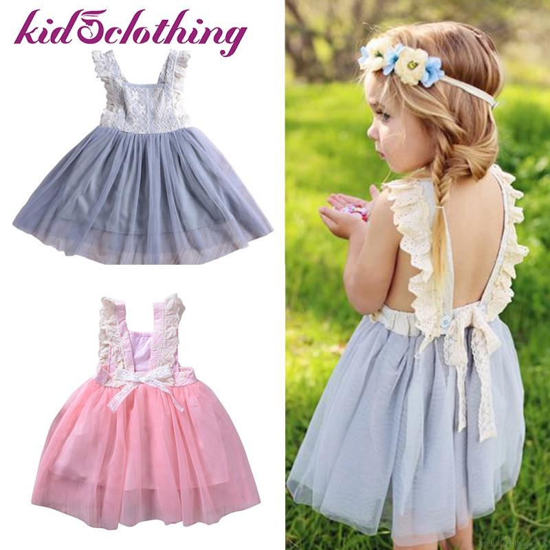 Fairy Toddler Baby Girls Cotton Ruffle Short Sleeve Top Cute T-Shirt 2-6T