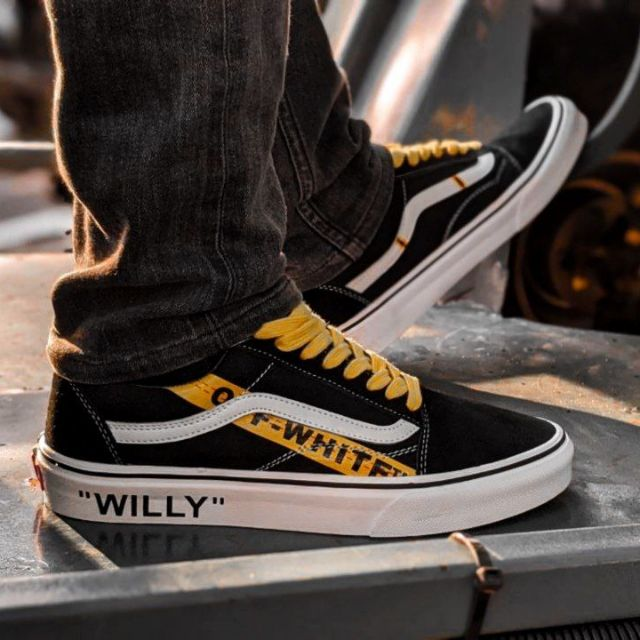 vans willy