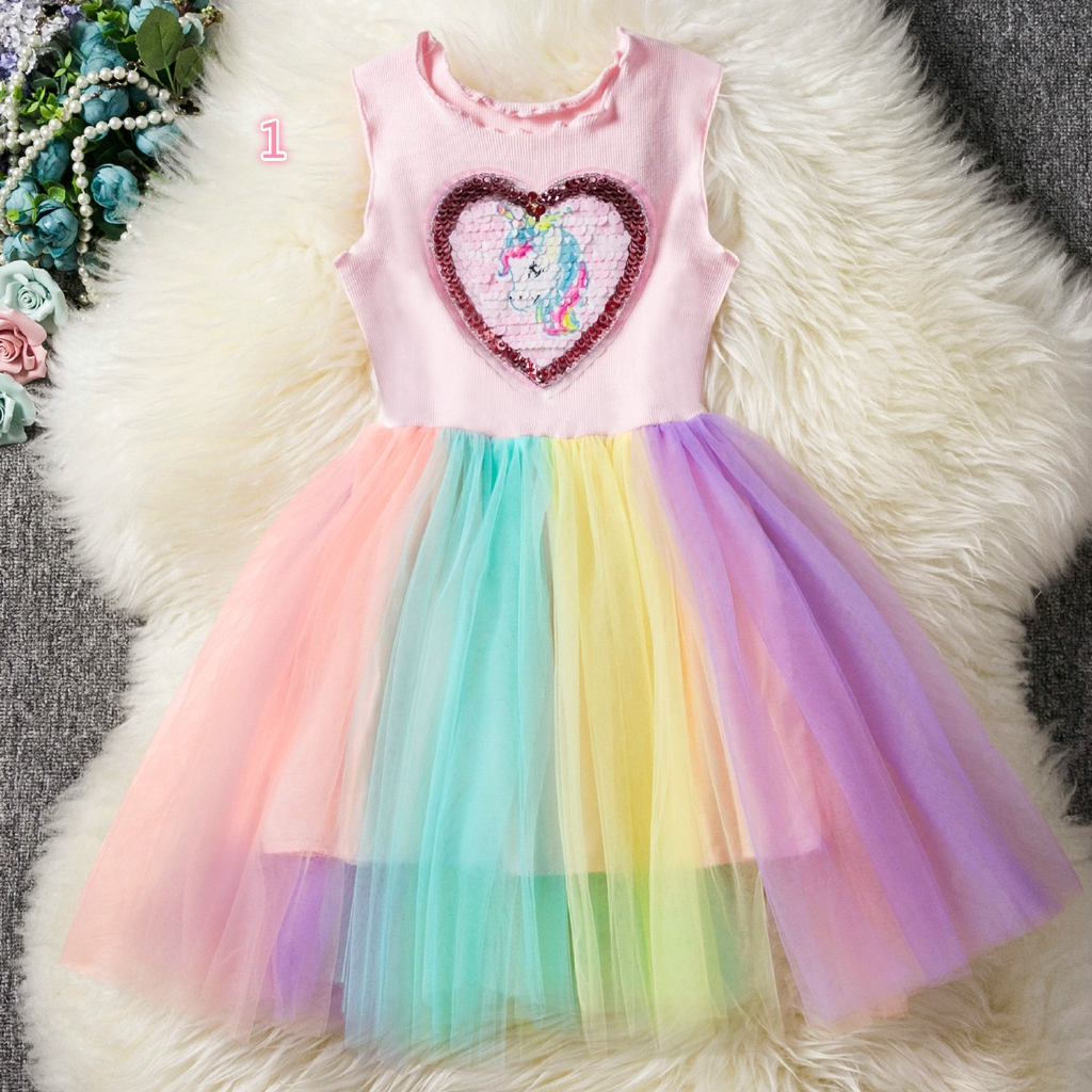 9cc7cc671d unicorn dress - Girls Clothing Prices and Promotions - Baby   Toys Apr 2019