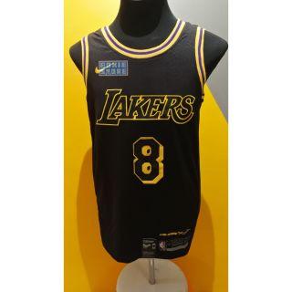 buy popular 202c6 56632 NBA LA Lakers Kobe Bryant #8 Black Jersey (ready stock, ship ...