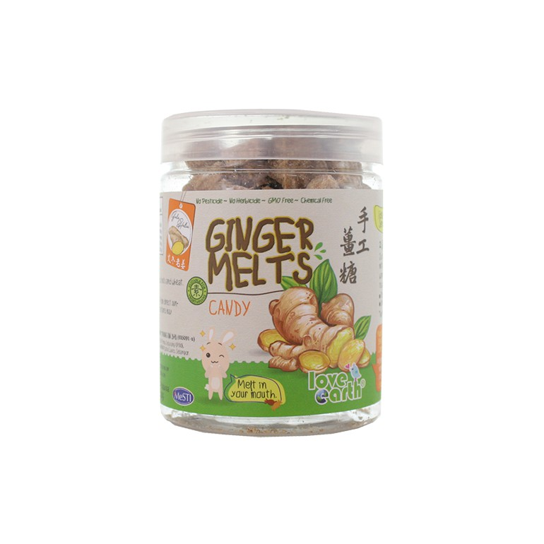 Ginger Melt Candy 110g